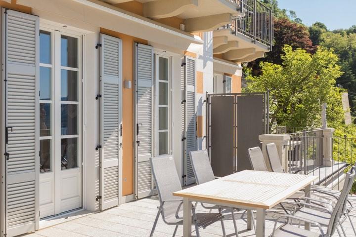 Villa Paradiso, Cannero Riviera - Terrazze e balconi