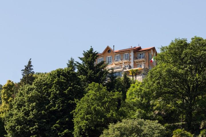 Villa Paradiso, Cannero Riviera - luxuriöse Gästezimmer in Cannero ...
