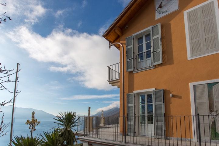 Villa Paradiso, Cannero Riviera - luxuriöse Gästezimmer in ...